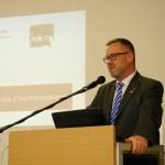 Bezirksbürgermeister Reinhard Naumann